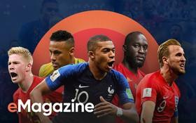 Tạm biệt World Cup 2018, và một bình minh mới đã mở ra…