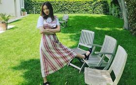 Chiều cao rất mực khiêm tốn nhưng 4 sao nữ Hàn này vẫn sở hữu phong cách thời trang đẹp hút hồn