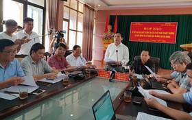 Sau sai phạm sửa điểm ở Hà Giang, năm sau có tổ chức thi THPT Quốc gia nữa không?