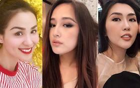 3 nàng Hoa hậu thường xuyên mắc lỗi kẻ lông mày khiến cho nhan sắc giảm hẳn 1 nửa