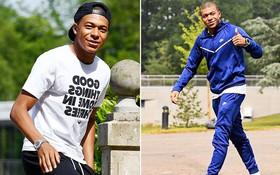 """Không chỉ là người hùng sân cỏ, Mbappe - tiền đạo siêu sao của tuyển Pháp còn là """"soái ca áo trắng"""" đích thực"""