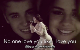 Tưởng tượng Selena Gomez sẽ hát bài này trong đám cưới Justin mà xem, hết xảy!