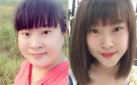 """Mua quần áo bị nói """"không có size của chị đâu"""", cô gái quyết tâm giảm 14kg trong 3 tháng và cái kết mĩ mãn"""
