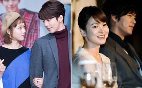 """8 cặp đôi """"phim giả tình thật"""" xứ Hàn ngỡ mặn nồng dài lâu nhưng vẫn đường ai nấy đi"""