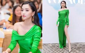 Á hậu Thùy Dung diện chiếc đầm này đã đẹp, lên dáng Bích Phương lại gợi cảm hơn bội phần!