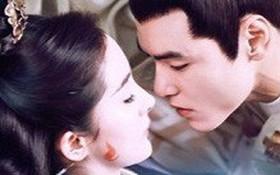 """""""Phù Dao"""": Đỏ mặt vì nụ hôn ướt át liên hoàn của Nguyễn Kinh Thiên và Dương Mịch!"""