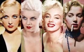 """12 """"quả bom tóc vàng"""" làm chao đảo màn ảnh Hollywood 80 năm về trước (Phần 1)"""