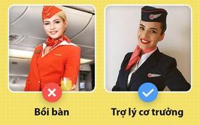 5 bí mật trong nghề tiếp viên hàng không mà có thể đến giờ bạn vẫn chưa từng nghe đến
