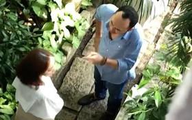 Sau Thập Tam Muội, Tiến Luật - Thu Trang lộ clip tranh cãi nảy lửa khiến fan ngỡ ngàng