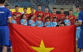 TRỰC TIẾP Olympic Việt Nam - Olympic Pakistan: Triệu trái tim hướng về thầy trò HLV Park Hang Seo