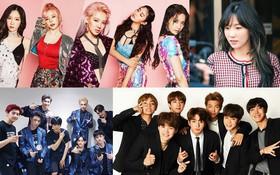 """SM tổng toàn lực """"đấu"""" với BTS bằng chiến lược đồng loạt cho EXO, SNSD, Taeyeon comeback?"""