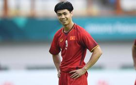 Công Phượng bỏ lỡ 2 quả phạt đền trong ngày ra quân của Olympic Việt Nam