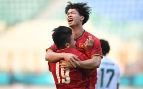 Quang Hải, Công Phượng lập công, Olympic Việt Nam khởi đầu mỹ mãn ở ASIAD 2018