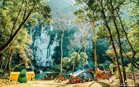 Dấn thân để trải nghiệm, các bạn trẻ đều ngỡ ngàng vì vẻ đẹp kì vĩ của hang Sơn Đoòng, hang Tú Làn và đỉnh Putaleng