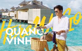 """Quang Vinh: """"Hoàng tử sơn ca"""" không chỉ hát hay mà còn có cả những chuyến đi khiến ai yêu du lịch cũng trầm trồ!"""