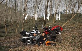 """Hành trình xuyên Việt của hai chàng trai Hà Nội khiến nhiều người """"cuồng chân"""" vì chất lừ và cực cool"""