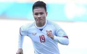 Giải quyết trận đấu ở phút thứ 3, Quang Hải giúp Olympic Việt Nam độc chiếm ngôi nhất bảng D