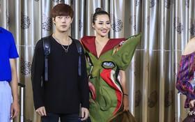 """The Face ghi hình top 37: """"Tình cũ Kim Lý"""" chơi trội, hot boy Quốc Anh rút lui"""