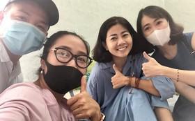 Ốc Thanh Vân và MC Đại Nghĩa vận động quyên góp được 300 triệu, miễn hoàn toàn học phí cho con gái Mai Phương
