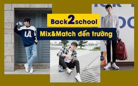 Công thức mix-match Back2school thông minh như hot boy Instagram