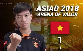 Điểm tin: Đội tuyển Liên Quân Việt Nam giành Huy Chương Đồng tại ASIAD, game thủ DOTA2 gốc Việt vô địch thế giới với giải thưởng 11 triệu USD