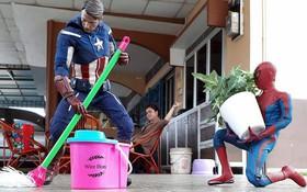 Anh chàng bắt cả Ironman, Ant-man dọn nhà cho mình chỉ với 1 mẹo chụp ảnh