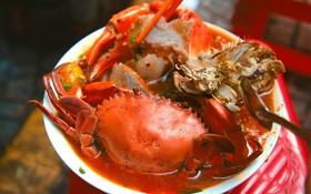 Phải công nhận người Sài Gòn rất thích cua biển - Không tin thì hãy xem cả list này đi!