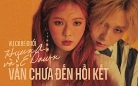Tập 4 của vụ CUBE đuổi HyunA và E'Dawn: CEO lên tiếng thông báo cần bàn bạc thêm, tập 5 sẽ có vào tuần sau