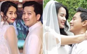 """Showbiz Việt cũng đã có không ít những cặp đôi nên duyên từ """"phim giả tình thật"""""""