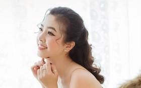 Soi học lực của Á hậu 2 Nguyễn Thị Thúy An: Sinh viên khoa Quản trị Kinh doanh và là Miss thân thiện của HUTECH