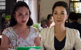 """Để đấu lại mẹ chồng tài phiệt khó tính, nữ chính """"Crazy Rich Asians"""" đã đi nước cờ cao tay này đây"""