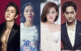 """Tài năng và cá tính, đây là 4 """"hạt giống"""" diễn viên trẻ Việt Nam cần tìm thời cơ bứt phá"""