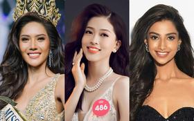 """Chỉ 2 tuần chuẩn bị cho """"Miss Grand International 2018"""", Phương Nga phải đối đầu dàn mỹ nhân cực xinh đẹp!"""