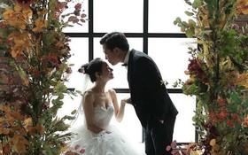 Chính thức hé lộ ảnh cưới của Trường Giang và Nhã Phương