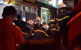 Vụ cháy ở Đê La Thành: Xác nhận phần thi thể được tìm thấy là đôi vợ chồng chăm sóc con đẻ non