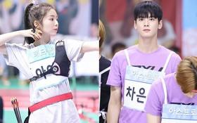 Dàn Idol đình đám Kpop đẹp khó cưỡng tại đại hội thể thao tết Trung thu