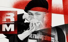 Rap Monster (BTS) - Chàng idol từng bị tẩy chay vì ngoại hình và đại diện tiếng nói cho người trẻ tại Liên Hợp Quốc