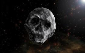 Sau 3 năm dạo chơi, sao chổi đầu lâu lại ghé ngang trái đất vào sau lễ Halloween sắp tới đây