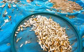 Trong ảnh là một trong những thứ rác kinh khủng nhất đại dương, còn nghiêm trọng hơn cả ống hút nhựa