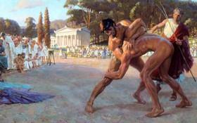 Nhiều người đồng tình rằng khỏa thân chơi thể thao giống người Hy Lạp cổ đại, người ta sẽ thi đấu hiệu quả hơn
