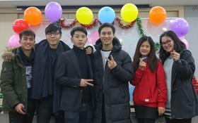 Không đâu như du học sinh Việt tại Hàn, cả nước rủ nhau cùng đón năm mới