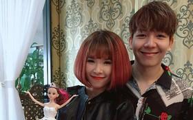 Khởi My hạnh phúc đón tuổi mới bên ông xã Kelvin Khánh và người thân