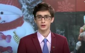 Cậu bạn MC ngoại quốc xuất hiện trên sóng VTV gây sốt vì quá điển trai