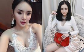 """Chăm chăm khoe vòng 3, Angela Phương Trinh bị chính em gái mình """"vượt mặt"""" về độ táo bạo"""