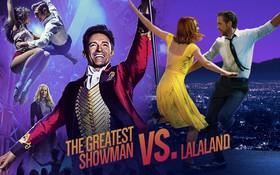 """""""The Greatest Showman"""" và """"La La Land"""": Tuyệt tác nào hay hơn?"""