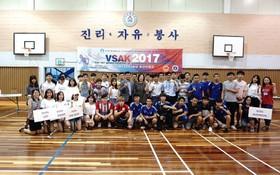 Nhìn lại một năm cực chất của Du học sinh Việt tại Hàn Quốc