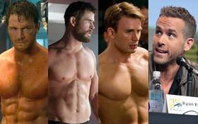 """""""Deadpool"""" Ryan Reynolds chọn ai là chàng Chris nóng bỏng nhất Vũ trụ Điện ảnh Marvel?"""