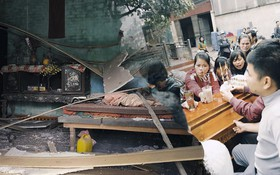 Chùm ảnh một ngày sau vụ nổ kinh hoàng ở Bắc Ninh: Làng Quan Độ tan tác, người dân sống trong sợ hãi