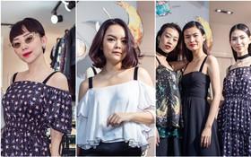 Phạm Quỳnh Anh, Tóc Tiên và team Sang đọ sắc, xinh đẹp rạng rỡ tại sự kiện