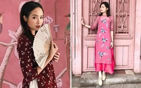 Năm 2017, nhờ phim Việt mà áo dài lên ngôi, được giới trẻ diện nhiều không thua kém các hot trend thời thượng